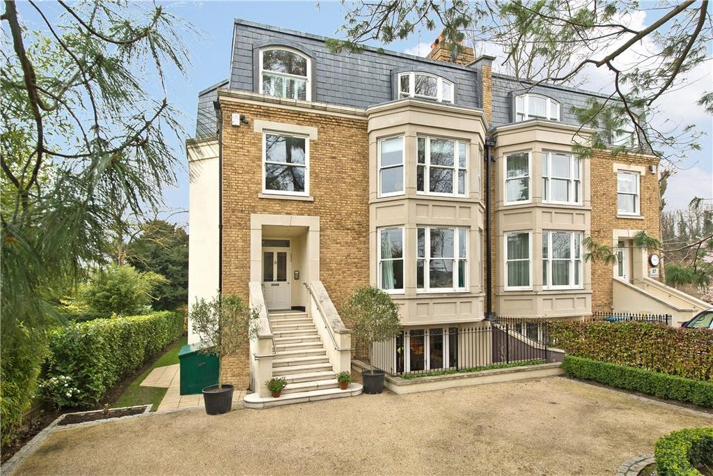 5 Bedrooms Semi Detached House for sale in St. Peters Road, Richmond, Twickenham, TW1
