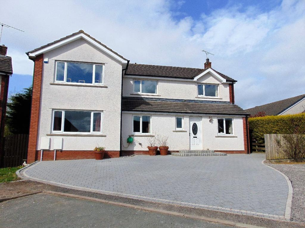 5 Bedrooms Detached House for sale in 53 Gable Avenue, Cockermouth, Cumbria, CA13 9BU