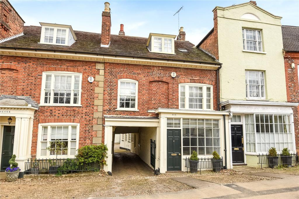 4 Bedrooms Terraced House for sale in Bedford Street, Woburn, Bedfordshire, MK17