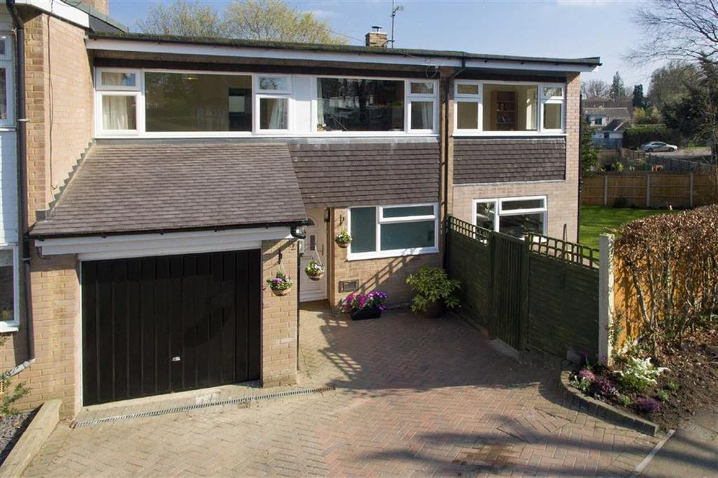 5 Bedrooms End Of Terrace House for sale in Wells Close, Harpenden, Hertfordshire, AL5