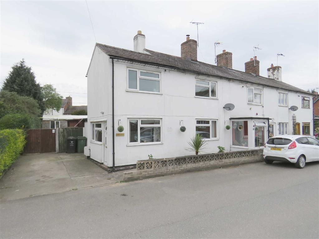 2 Bedrooms Terraced House for sale in School Lane, Overton-on-dee, LL13