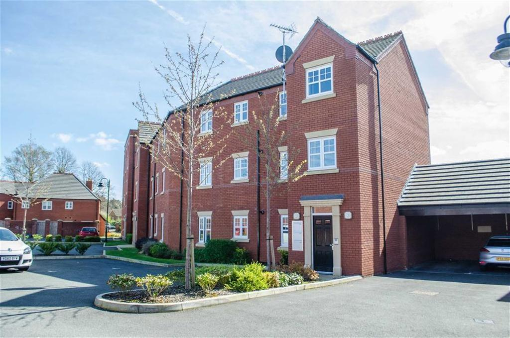 2 Bedrooms Flat for sale in Mottershead Court, Upton, Chester, Chester