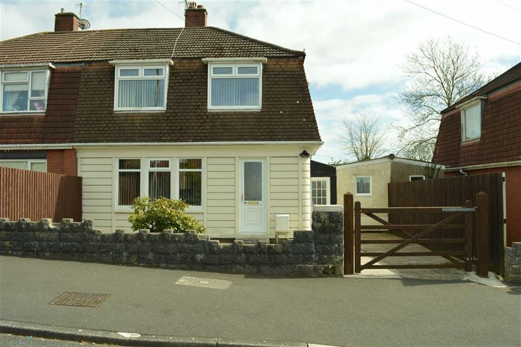 3 Bedrooms Semi Detached House for sale in Grenfell Avenue, Swansea, SA4