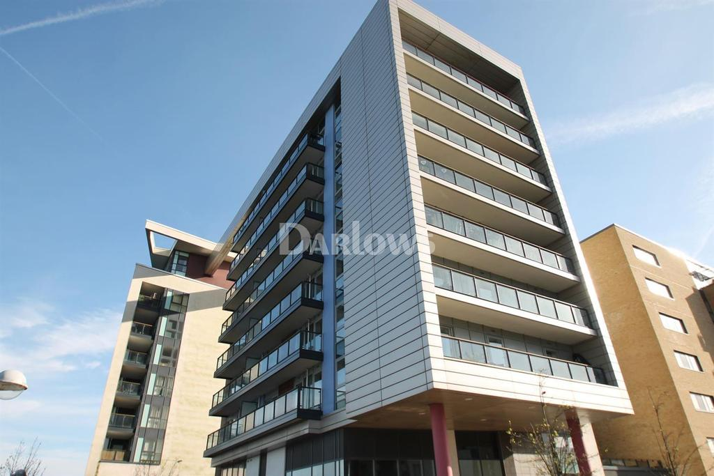 2 Bedrooms Flat for sale in Eddystone Court, Cardiff Bay