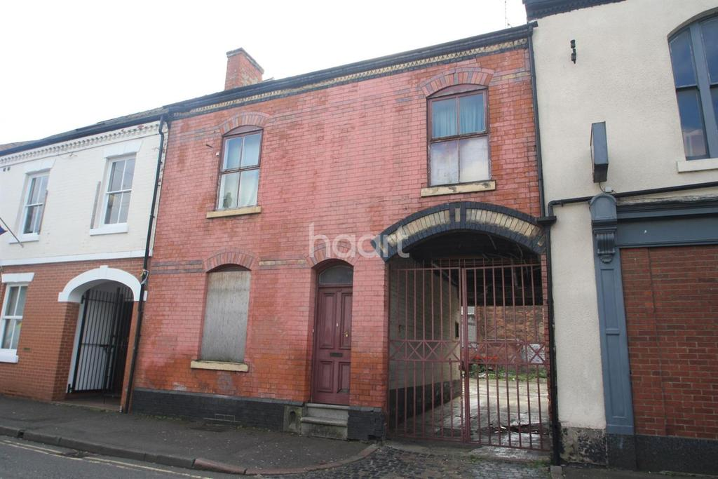 2 Bedrooms Terraced House for sale in Bramble Street, City Centre, Derby
