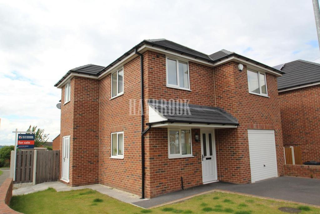 4 Bedrooms Detached House for sale in Munsbrough Lane, Greasbrough,Rotherham
