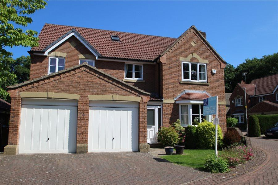 6 Bedrooms Detached House for sale in BIRCH MEWS, ADEL, LEEDS, LS16 8NX