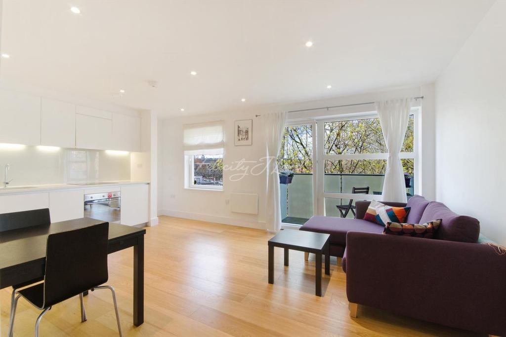 1 Bedroom Flat for sale in Tiltman Place, Islington, N7