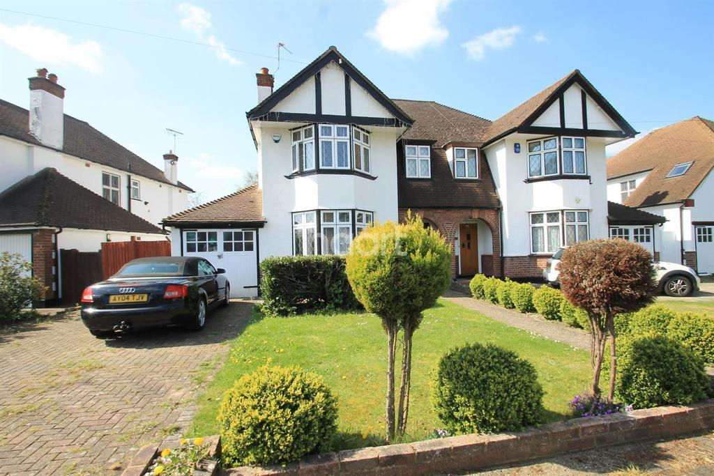 4 Bedrooms Semi Detached House for sale in Sefton Road, Petts Wood