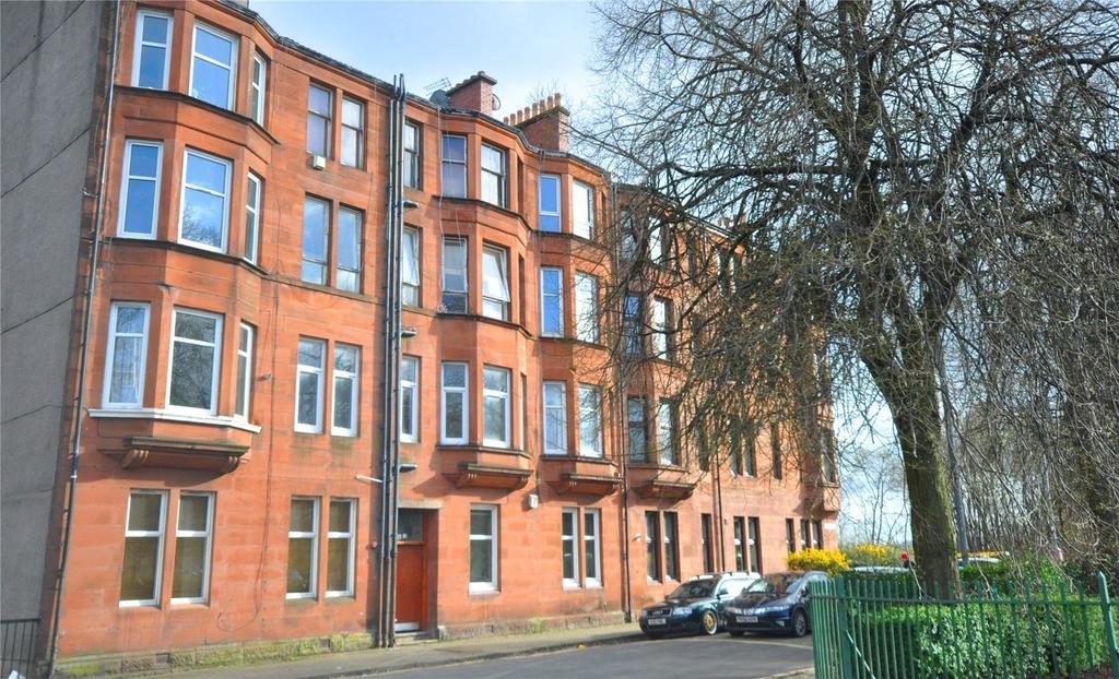 2 Bedrooms Flat for sale in Flat 0/2, 10 Lady Anne Street, Yoker, Glasgow, G14