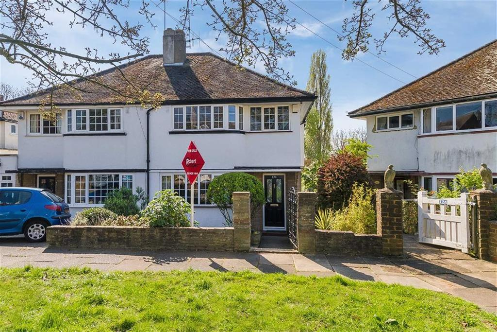 3 Bedrooms Semi Detached House for sale in Pine Gardens, Eastcote, Middlesex