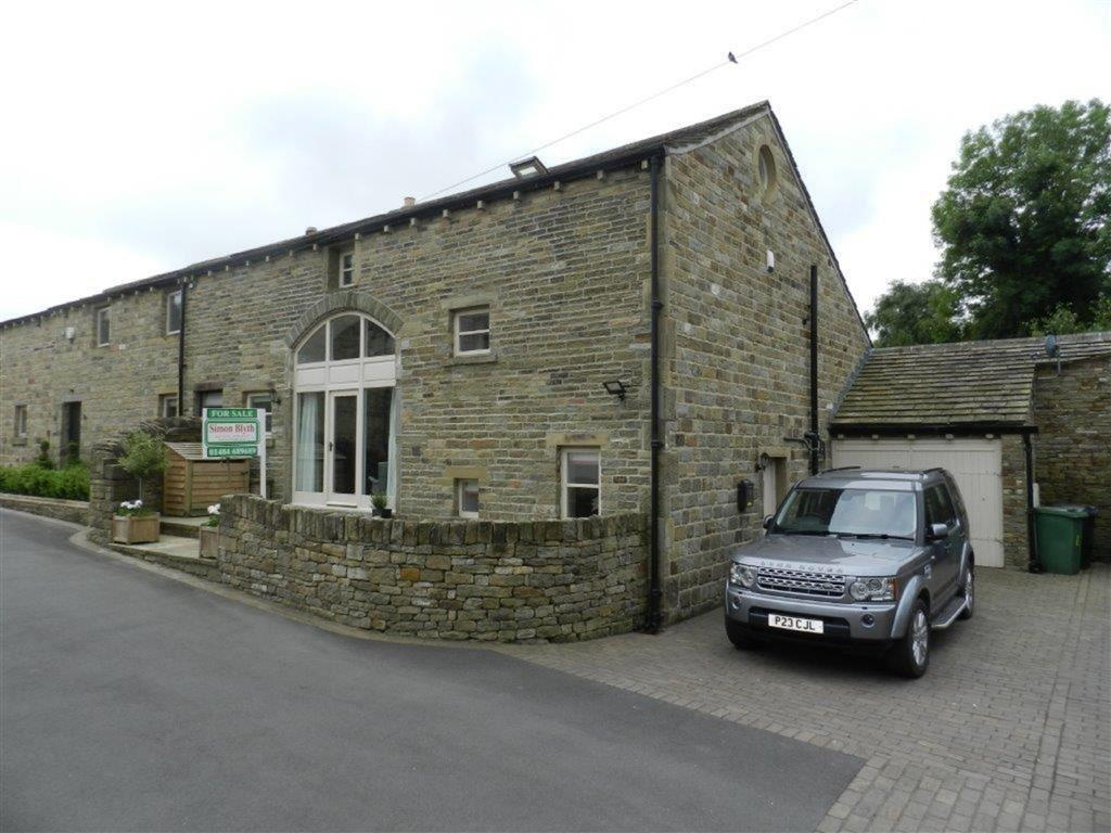 4 Bedrooms Barn Conversion Character Property for sale in Ash Court, Thurstonland, Huddersfield, HD4