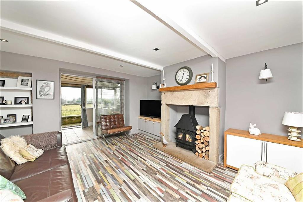2 Bedrooms Cottage House for sale in New Barton, Hubberton, Sowerby Bridge, HX6