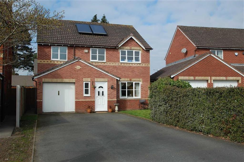 5 Bedrooms Detached House for sale in Florence Close, Bicton Heath, Shrewsbury