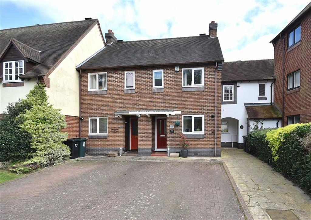 2 Bedrooms Terraced House for sale in 41, Kings Loade, High Town, Bridgnorth, Shropshire, WV16