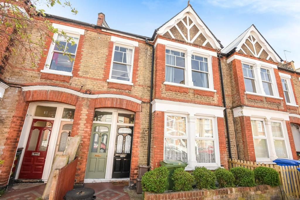 4 Bedrooms Maisonette Flat for sale in Surrey Road, Peckham