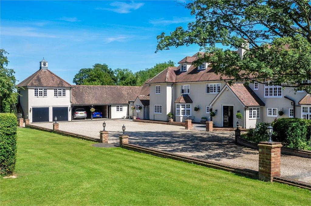 7 Bedrooms Detached House for sale in Holders Green, Lindsell, Great Dunmow