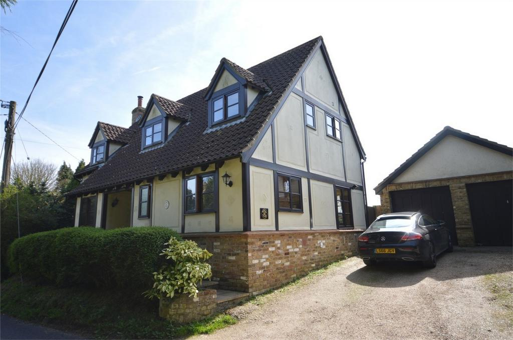 4 Bedrooms Detached House for sale in Dewes Green Road, Berden