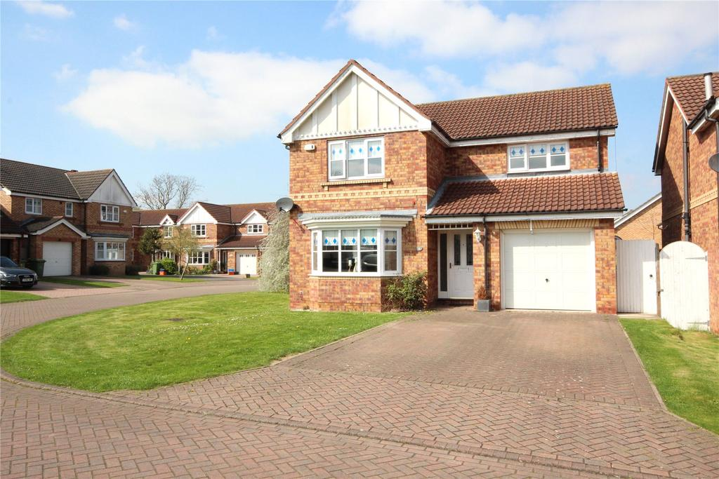 4 Bedrooms Detached House for sale in Apple Tree Court, Healing, DN41