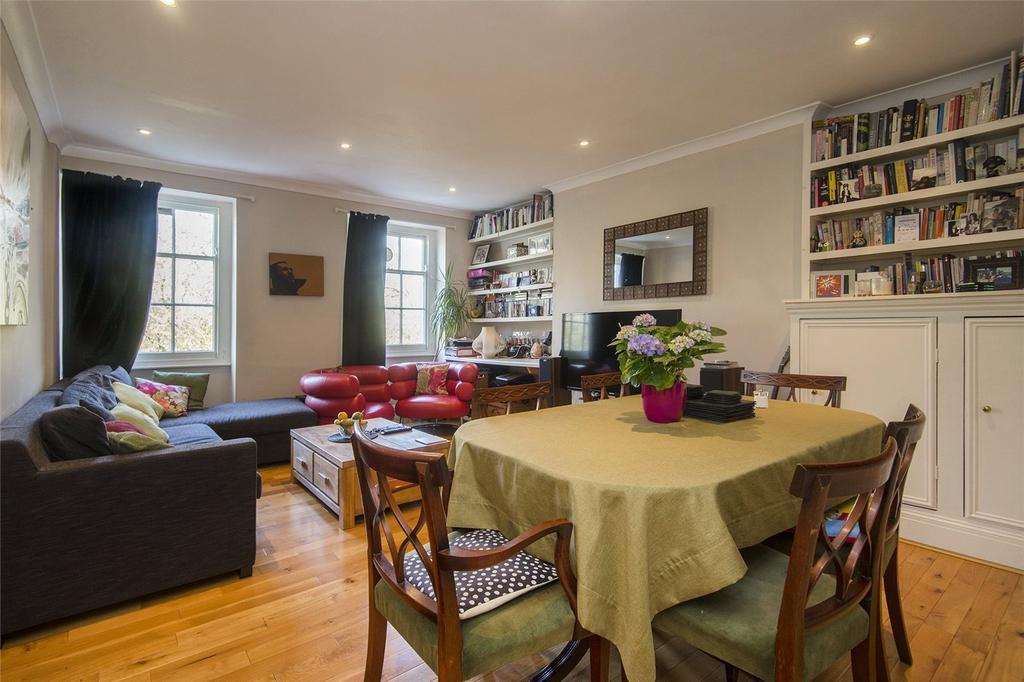 2 Bedrooms Flat for sale in Clapton Terrace, London, E5