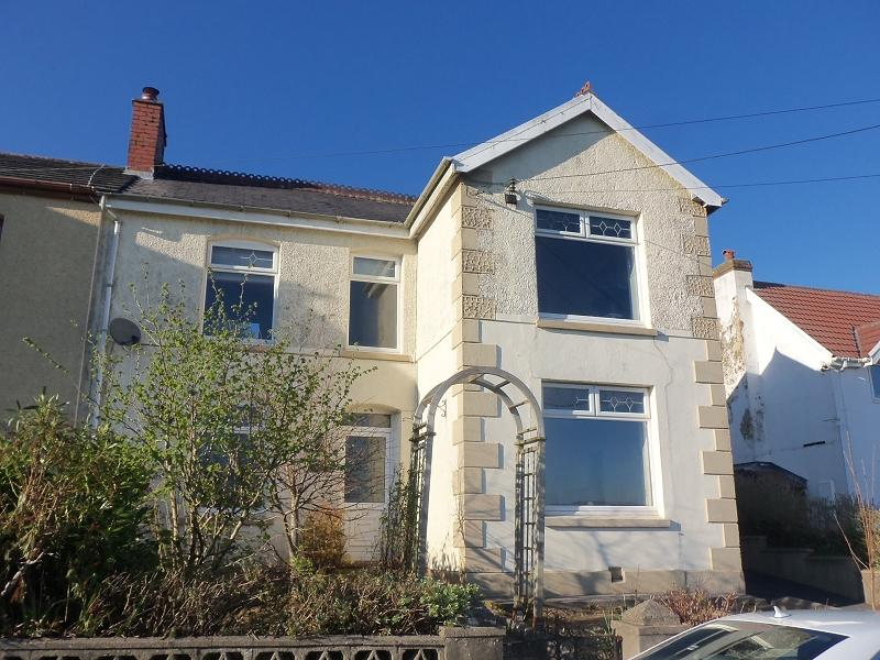 2 Bedrooms Semi Detached House for sale in Capel Seion Road, Drefach, Llanelli, Carmarthenshire.
