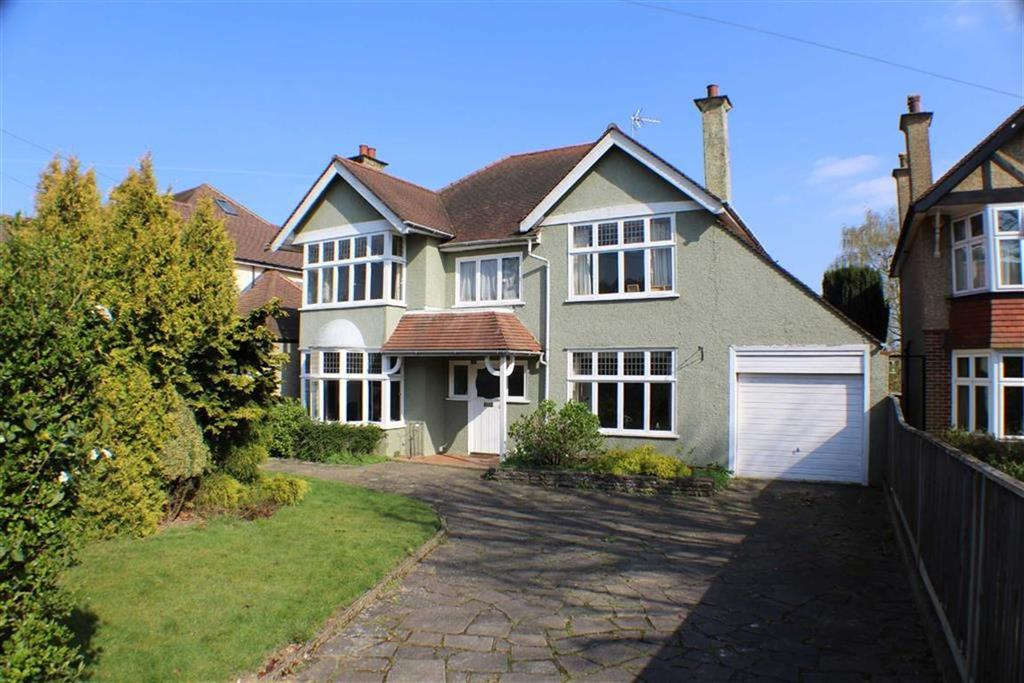 4 Bedrooms Detached House for sale in Battlefield Road, St Albans, Hertfordshire