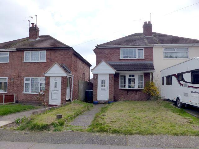 2 Bedrooms Semi Detached House for sale in Shady Lane,Great Barr,Birmingham