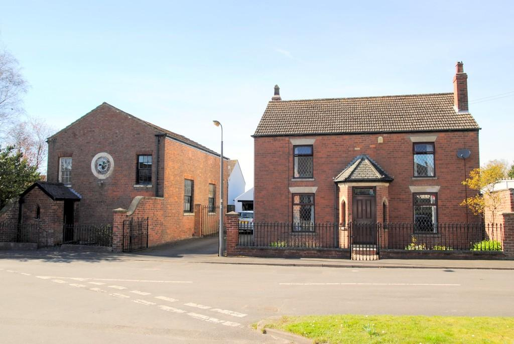 4 Bedrooms Detached House for sale in Main Street, Worlaby