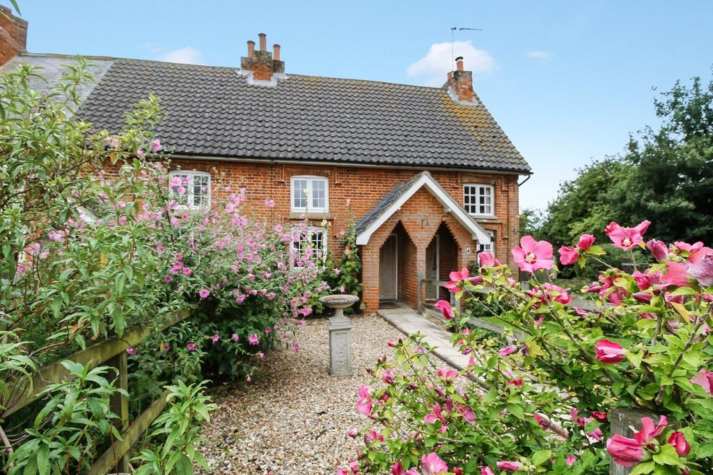 2 Bedrooms Cottage House for sale in Bedfield, Nr Framlingham