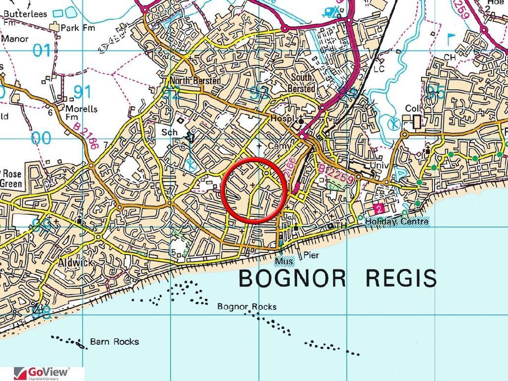 Victoria Drive Bognor Regis PO21 3 bed detached bungalow 365000