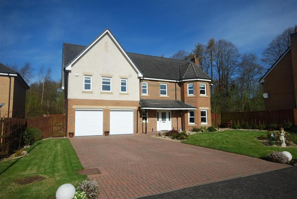5 Bedrooms Detached Villa House for sale in 8 Doonvale Place, Alloway, KA6 6FD