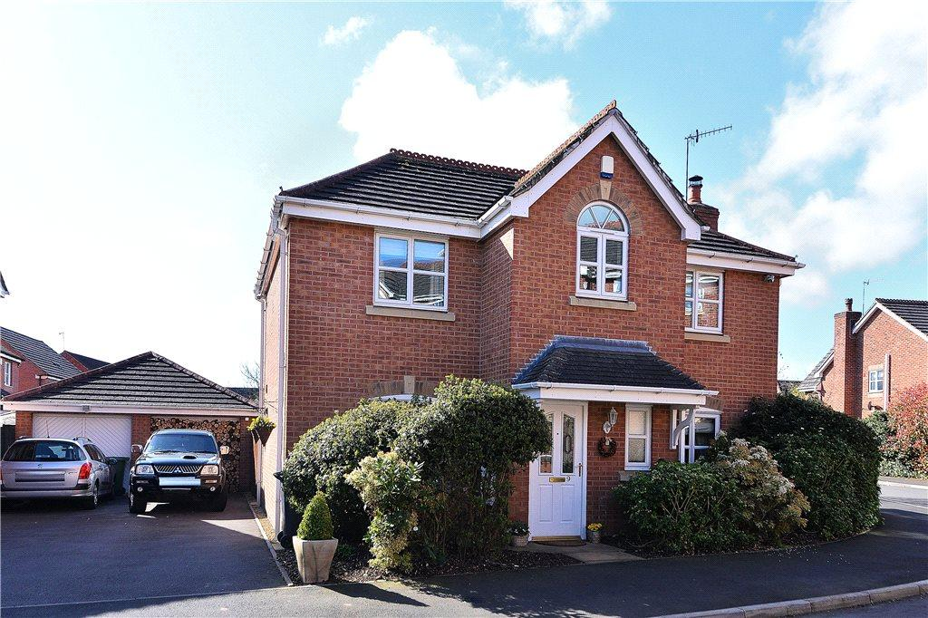 4 Bedrooms Detached House for sale in Leapgate Avenue, Stourport-on-Severn, DY13