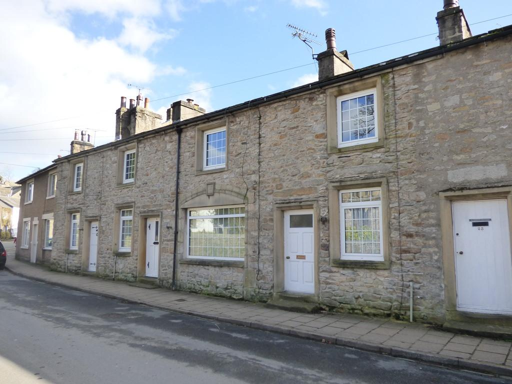 2 Bedrooms Terraced House for sale in Dale Cottage, Giggleswick