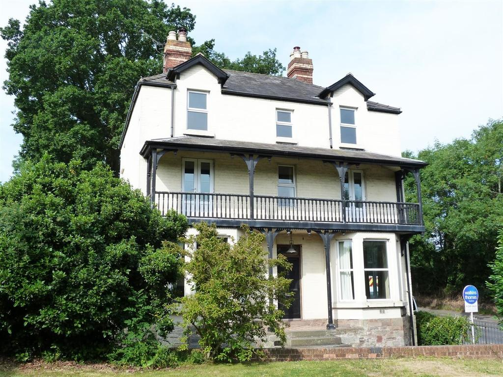6 Bedrooms Detached House for sale in Belmont, Hereford, HR2