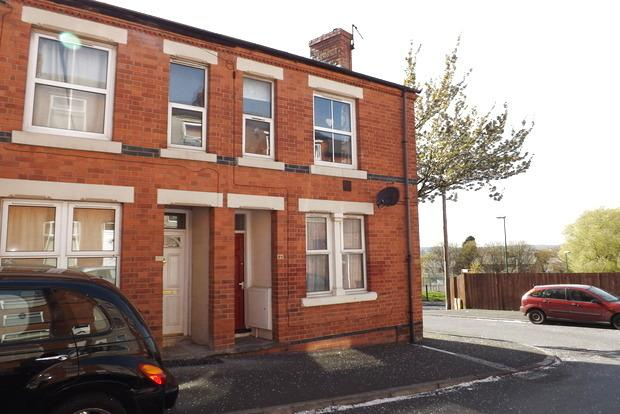maud street nottingham ng7 2 bed end of terrace house