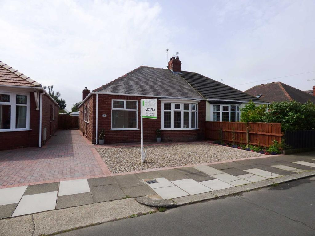 2 Bedrooms Semi Detached Bungalow for sale in ***REDUCED TO FIXED PRICE***St Thomas Grove, Redcar