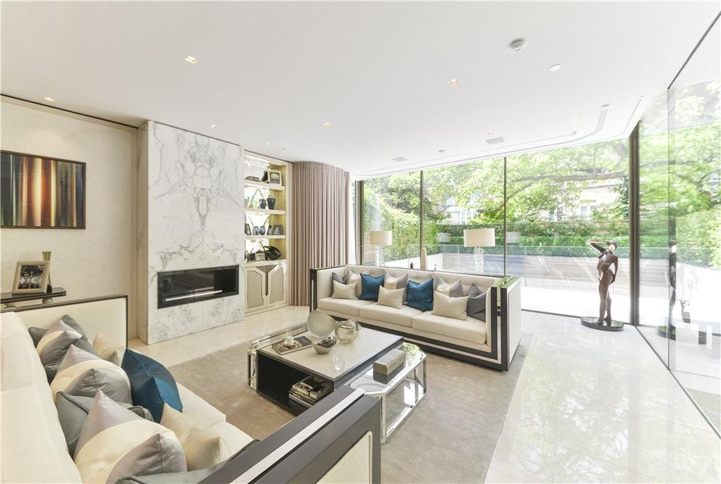 6 Bedrooms Detached House for sale in Cathcart Road, Chelsea, London, SW10