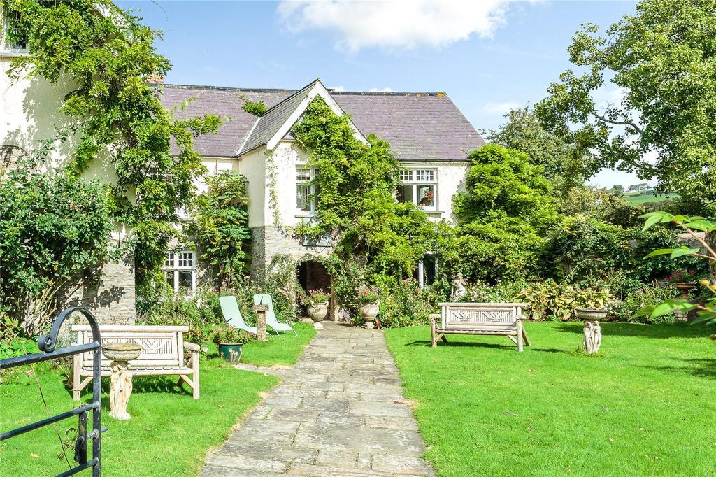 7 Bedrooms Detached House for sale in Landcross, Bideford, Devon