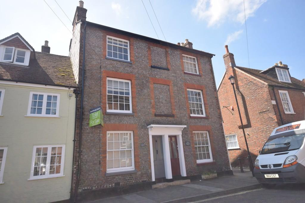 4 Bedrooms Town House for sale in Crocker Street, Newport