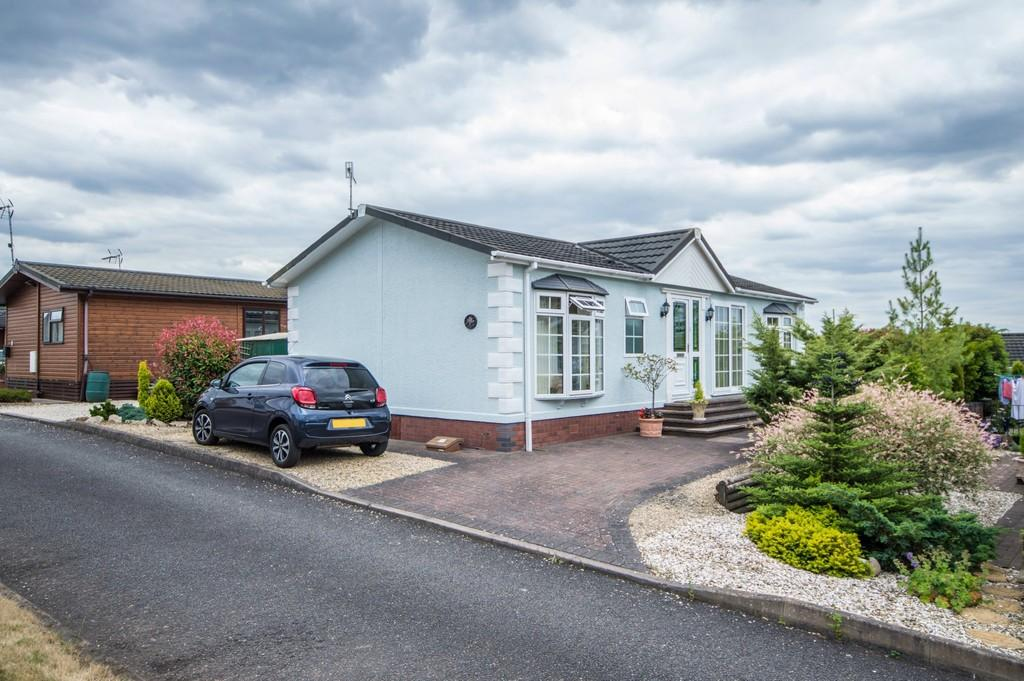 2 Bedrooms Park Home Mobile Home for sale in Dowles Road, Bewdley