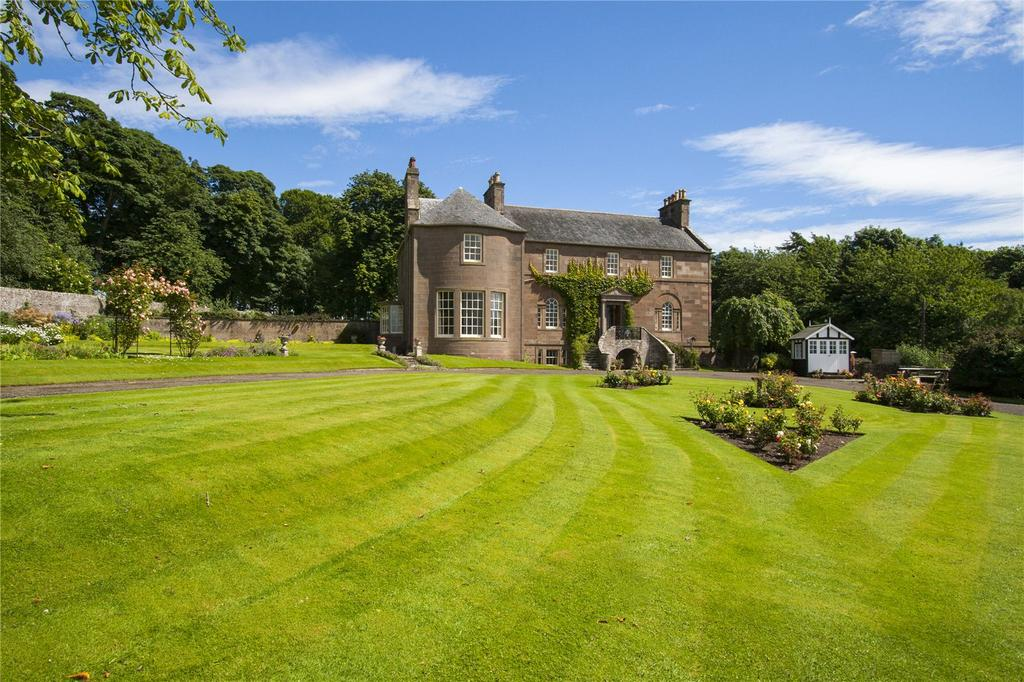 5 Bedrooms Detached House for sale in Kirkside House, St. Cyrus, South Aberdeenshire, DD10