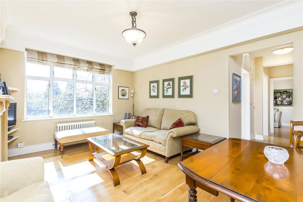 2 Bedrooms Flat for sale in Beverley Court, Wellesley Road, Chiswick, London, W4