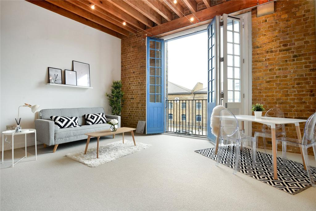 1 Bedroom Flat for sale in Warehouse W, 3 Western Gateway, London, E16
