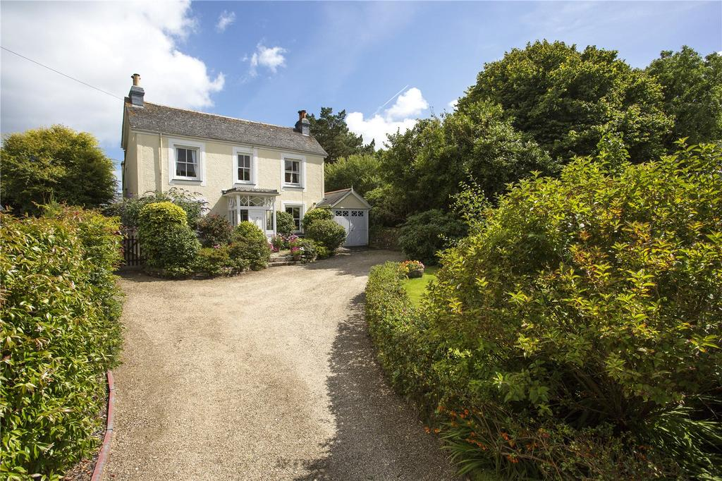 3 Bedrooms Unique Property for sale in Old Church Road, Mawnan Smith, Falmouth, Cornwall, TR11