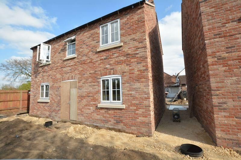 3 Bedrooms Detached House for sale in Mill Lane, North Hykeham, Lincoln