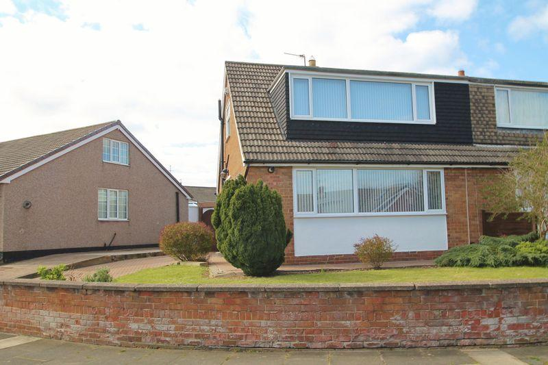 3 Bedrooms Semi Detached House for sale in Auckland Road, Billingham