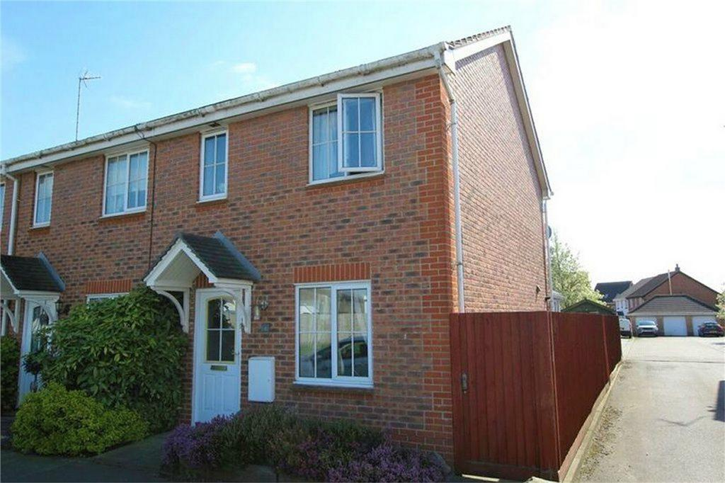 2 Bedrooms Terraced House for sale in Wiske Avenue, Brough, East Riding of Yorkshire