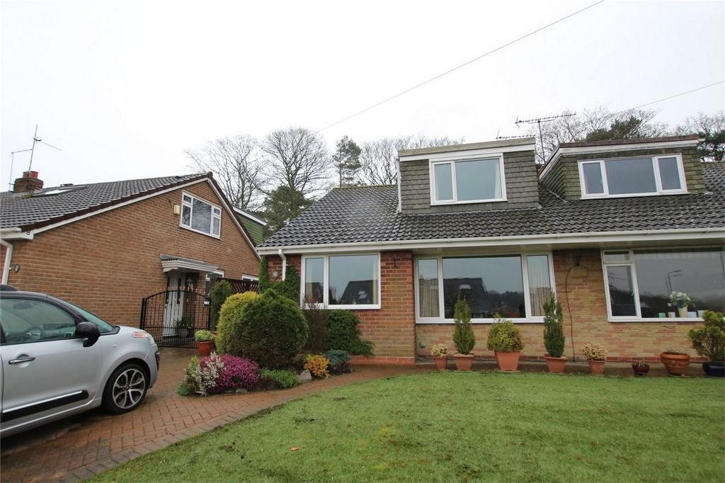 3 Bedrooms Semi Detached Bungalow for sale in Rawdale Close, South Cave, East Riding of Yorkshire