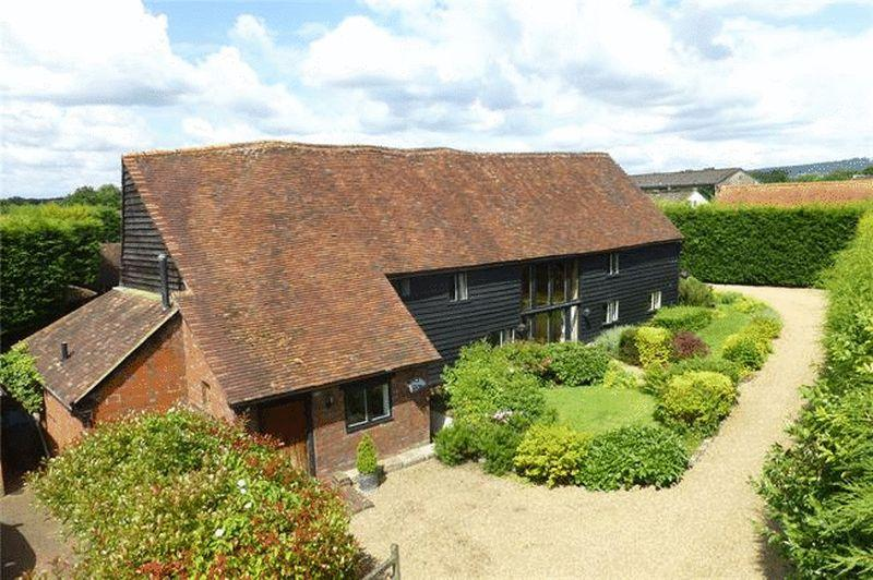 4 Bedrooms Equestrian Facility Character Property for sale in Leigh, Surrey