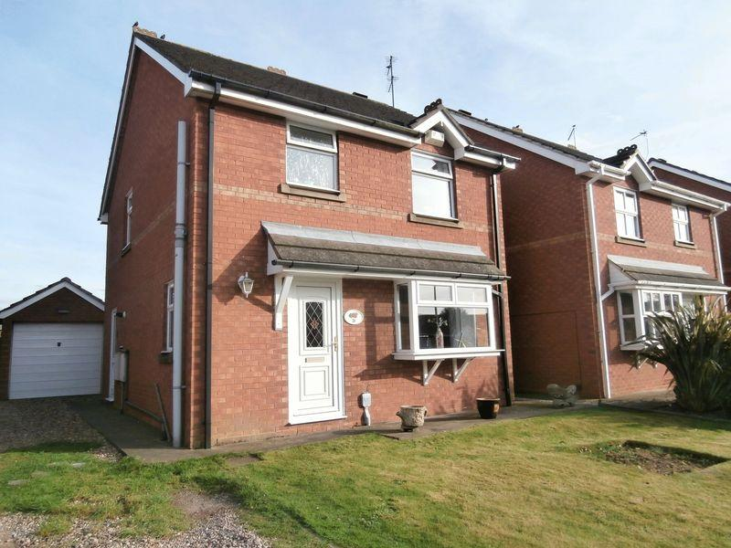 3 Bedrooms Detached House for sale in Darrell Court, Hedon
